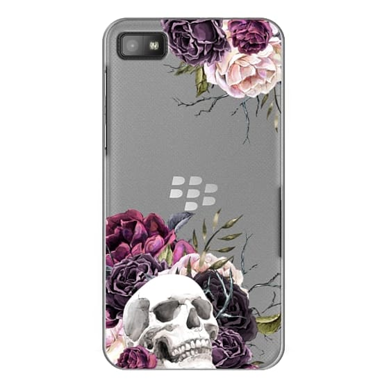 Blackberry Z10 Cases - Forget Me Not