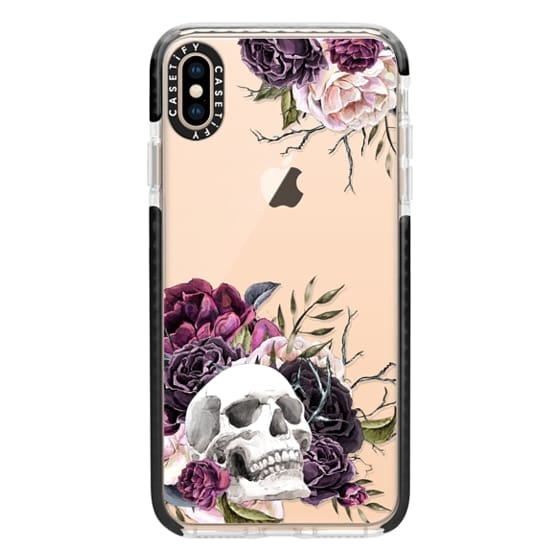 iPhone XS Max Cases - Forget Me Not