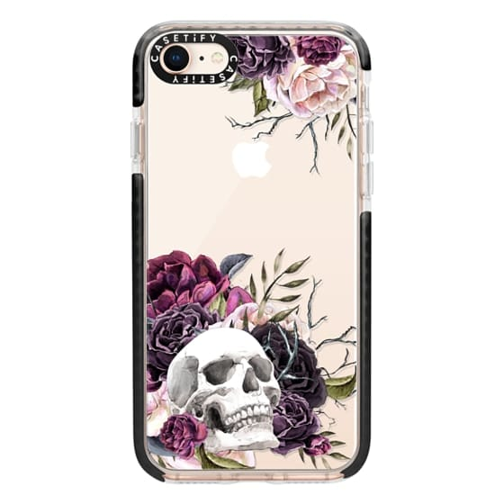 iPhone 8 Cases - Forget Me Not