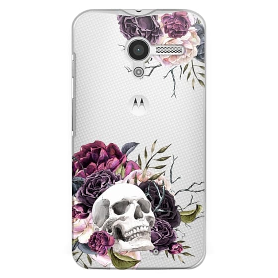 Moto X Cases - Forget Me Not
