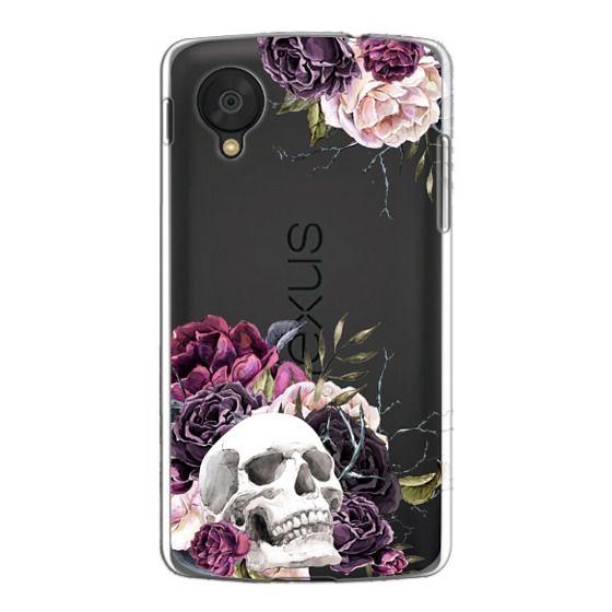 Nexus 5 Cases - Forget Me Not