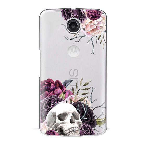 Nexus 6 Cases - Forget Me Not