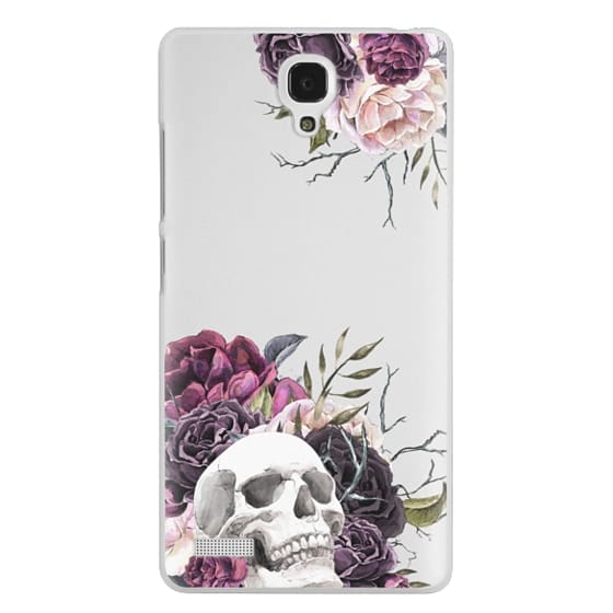 Redmi Note Cases - Forget Me Not
