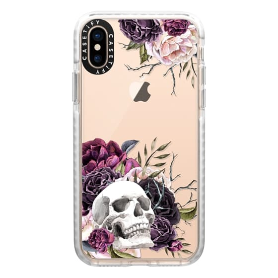 iPhone XS Cases - Forget Me Not
