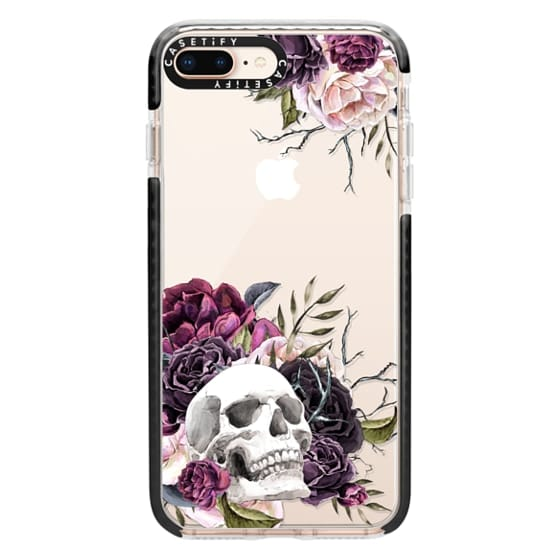iPhone 8 Plus Cases - Forget Me Not
