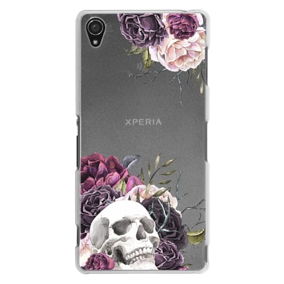 Sony Z3 Cases - Forget Me Not