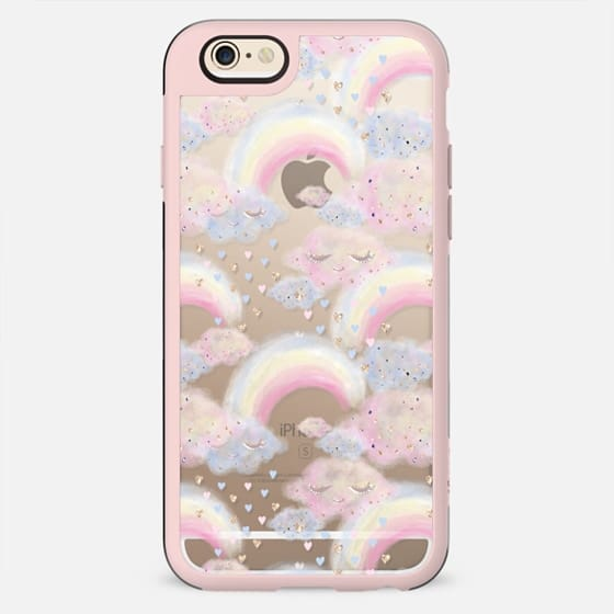 Rainbows and Clouds | Dear Mom Collection - New Standard Case