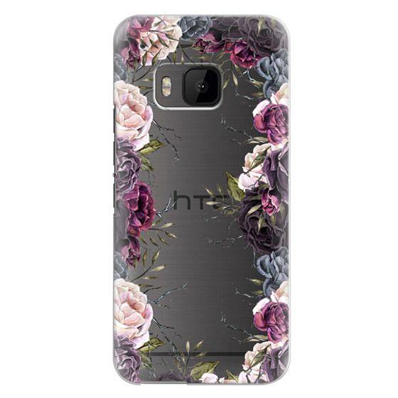 Htc One M9 Cases - My Secret Garden
