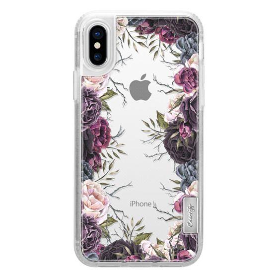 iPhone X Cases - My Secret Garden