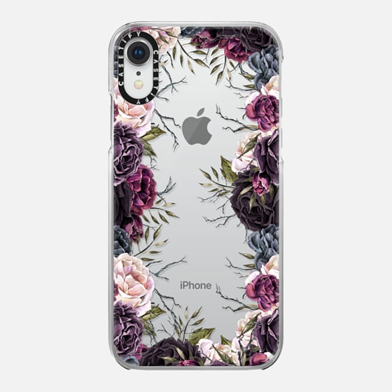 iPhone 7 Plus/7/6 Plus/6/5/5s/5c Case - My Secret Garden