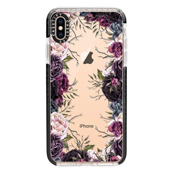 iPhone XS Max Cases - My Secret Garden