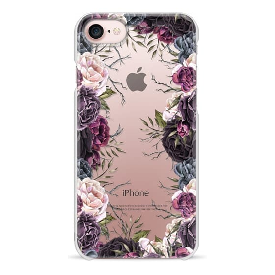 iPhone 7 Cases - My Secret Garden
