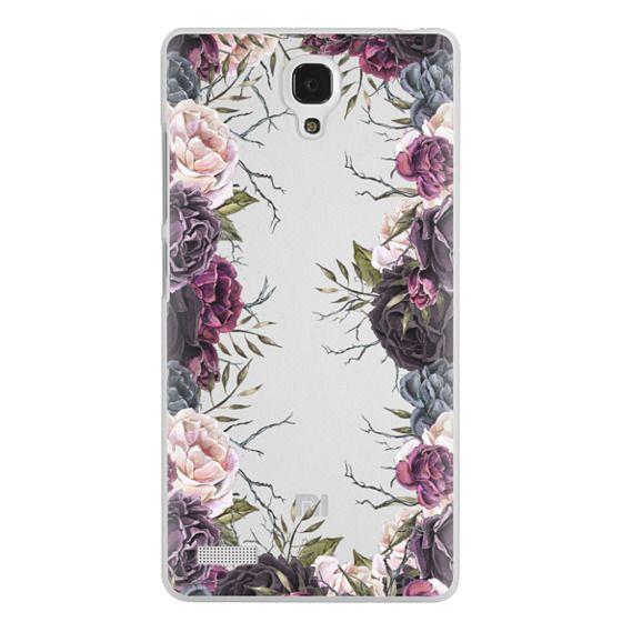 Redmi Note Cases - My Secret Garden