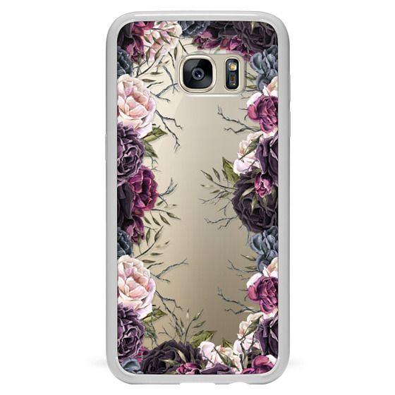 Samsung Galaxy S7 Edge Cases - My Secret Garden