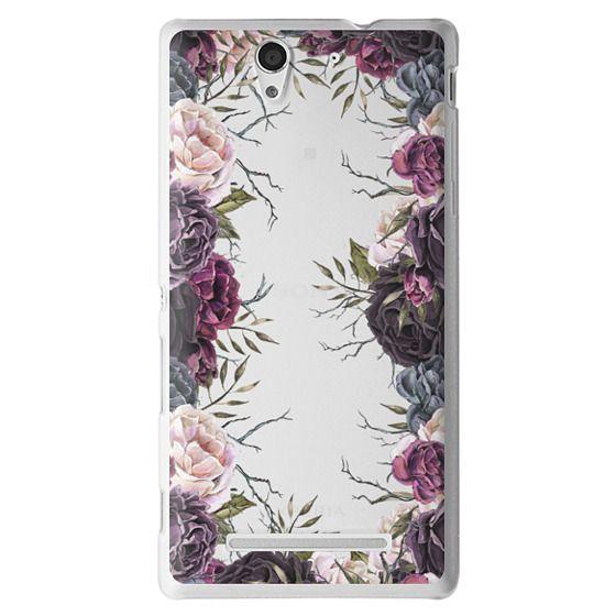 Sony C3 Cases - My Secret Garden