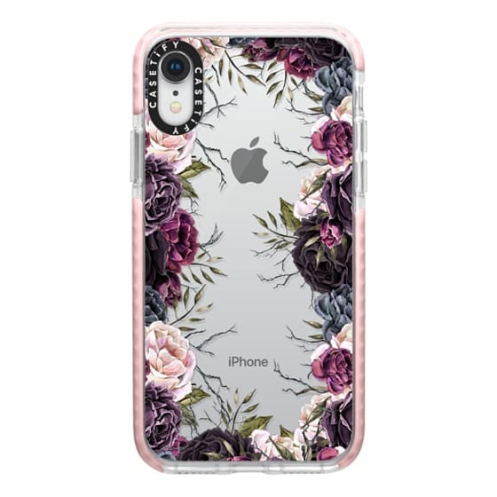 iPhone XR Cases - My Secret Garden