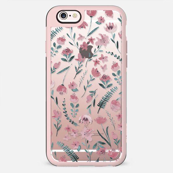 Watercolour Floral - New Standard Case
