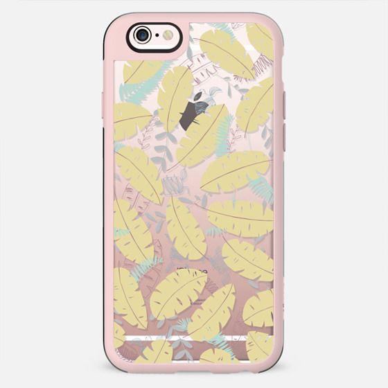 Island Castaway - Mustard Yellow - New Standard Case