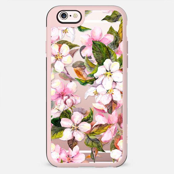 Sakura Watercolor Clear - New Standard Case