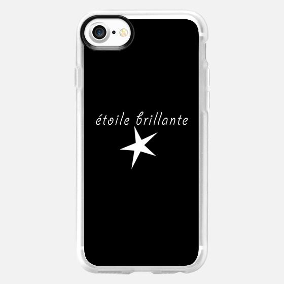 étoile brillante  - brilliant star -