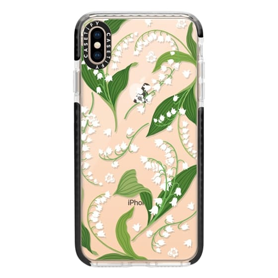 iPhone XS Max Cases - Lily of the Valley