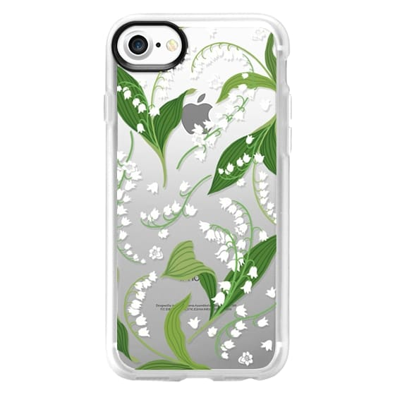 iPhone 7 Cases - Lily of the Valley
