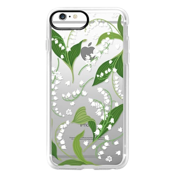 iPhone 6s Plus Cases - Lily of the Valley