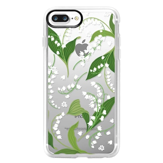iPhone 7 Plus Cases - Lily of the Valley