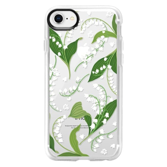iPhone 8 Cases - Lily of the Valley