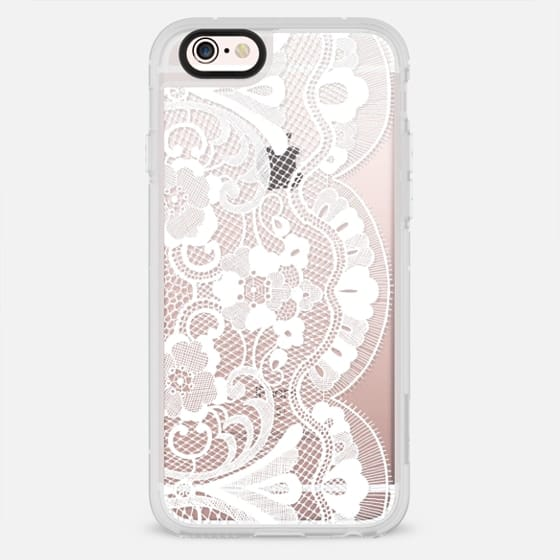 White lace  - New Standard Case