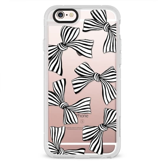 iPhone 6s Cases - Striped Bows