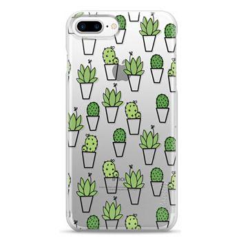 Snap iPhone 7 Plus Case - Succa (transparent)