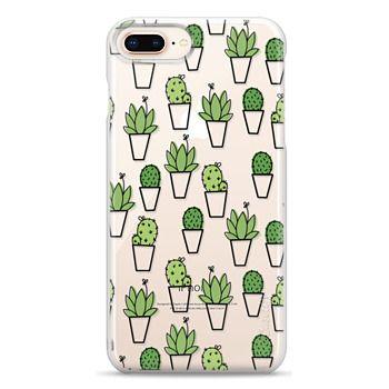 Snap iPhone 8 Plus Case - Succa (transparent)