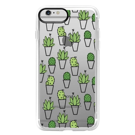 iPhone 6 Plus Cases - Succa (transparent)