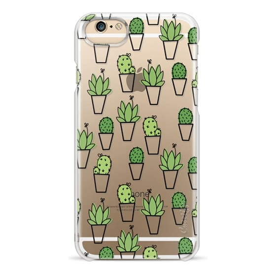 iPhone 6 Cases - Succa (transparent)