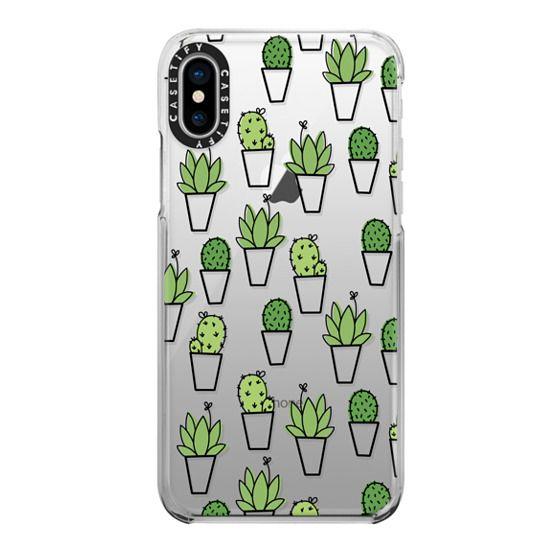 iPhone X Cases - Succa (transparent)