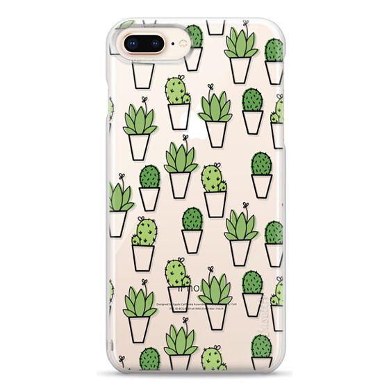 iPhone 8 Plus Cases - Succa (transparent)