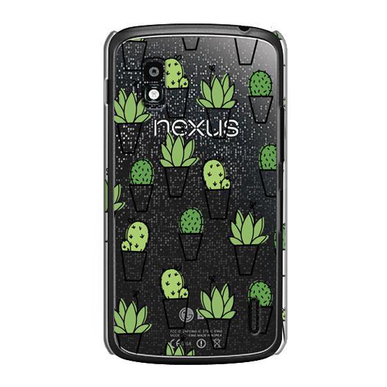 Nexus 4 Cases - Succa (transparent)