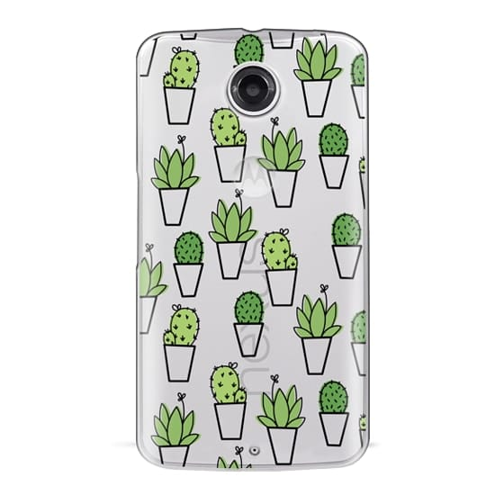 Nexus 6 Cases - Succa (transparent)