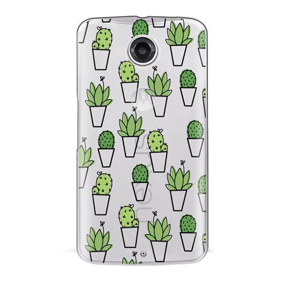 Nexus 6 Cases - Succa (transparent)
