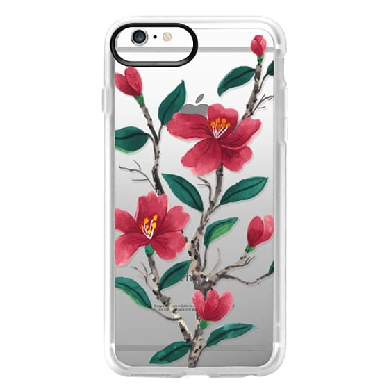 iPhone 6 Plus Cases - Camellia