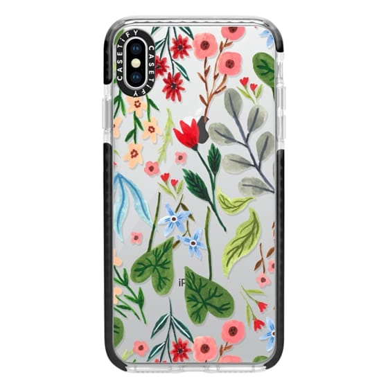 iPhone XS Max Cases - Little Blooming