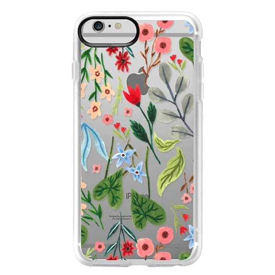 iPhone 6 Plus Cases - Little Blooming