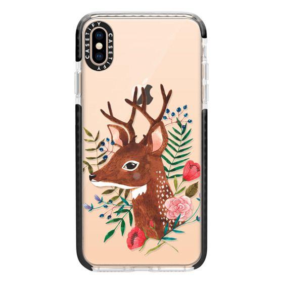 iPhone XS Max Cases - Deer