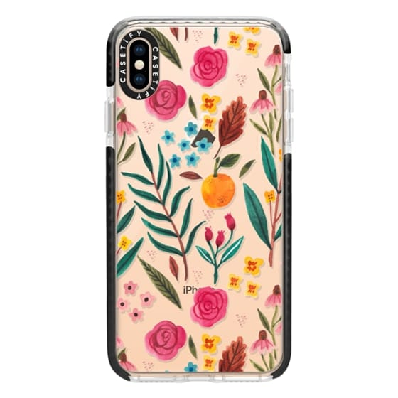 iPhone XS Max Cases - Fresh Floral