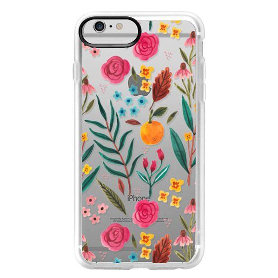 iPhone 6 Plus Cases - Fresh Floral