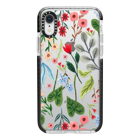 iPhone XR Cases - Little Blooming
