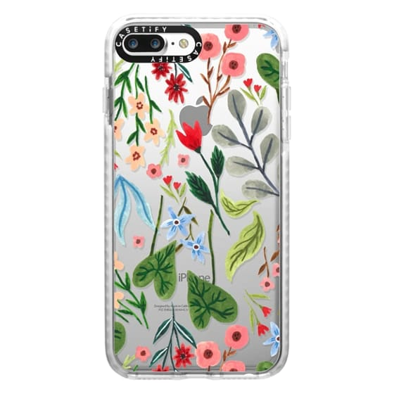 iPhone 7 Plus Cases - Little Blooming