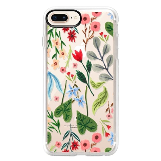 iPhone 8 Plus Cases - Little Blooming