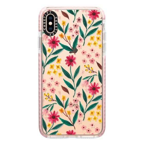 iPhone XS Max Cases - Sweet Spring